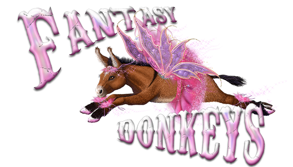 Fantasy Donkeys